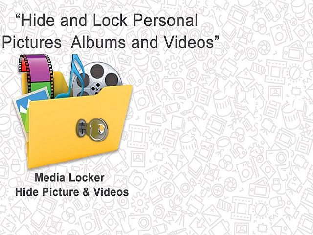 photo video locker app